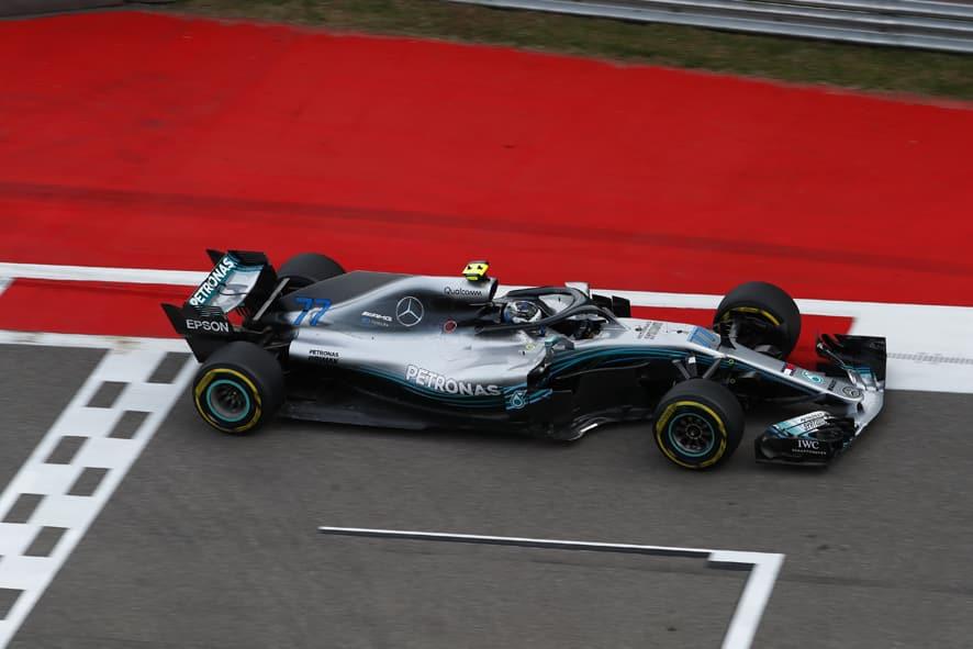 GP de Rusia 2018 – Calificación: Bottas da la sorpresa y arrebata la pole a Hamilton