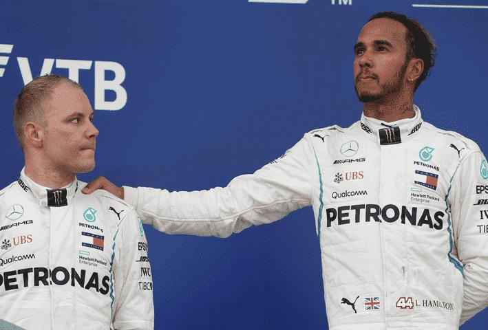 Hamilton consigue la victoria. GP de Rusia 2018