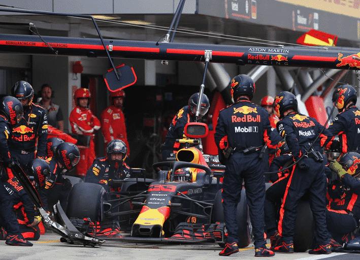 Verstappen. GP Rusia 2018