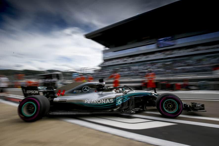 GP de Rusia 2018 – Libres 3: Hamilton bate el récord en Sochi