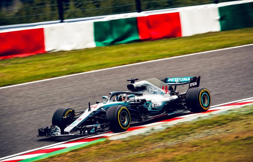 GP de Japón 2018-Libres 2: Hamilton sigue intratable en Suzuka