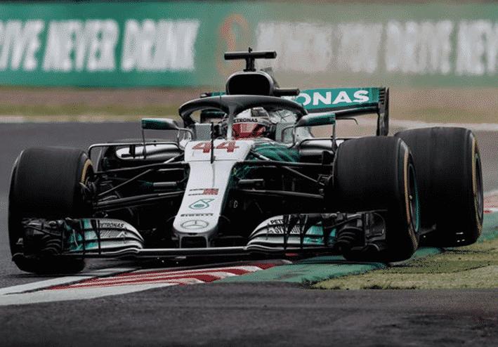 GP de Japón 2018 - Calificación: Hamilton superior en cualquier condición de pista