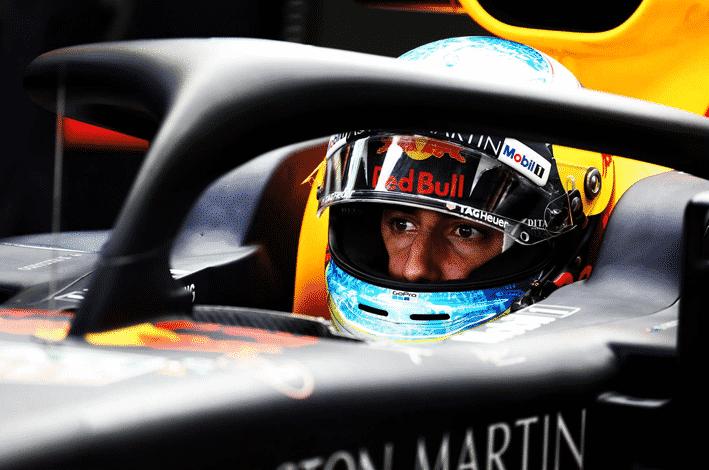 Ricciardo. Calificación GP de Japón 2018