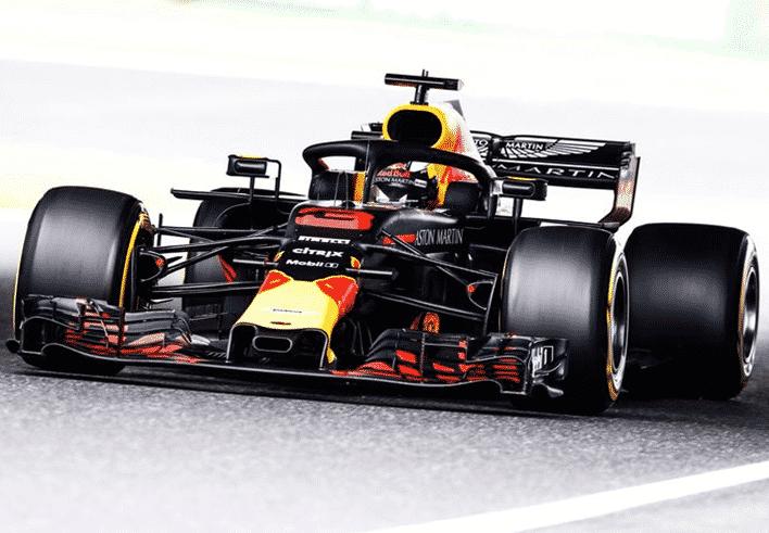 Ricciardo. GP Japón 2018