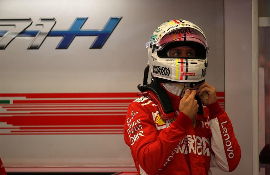 GP de EE.UU. 2018-Libres 3: Doblete sorpresa de Ferrari