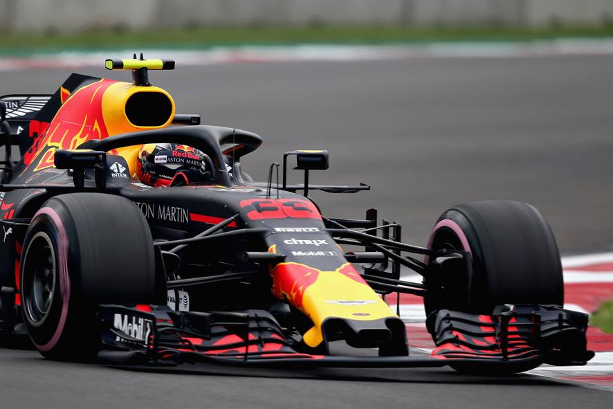 GP de México 2018 – Libres 3: Verstappen bate el récord y logra un hat-trick