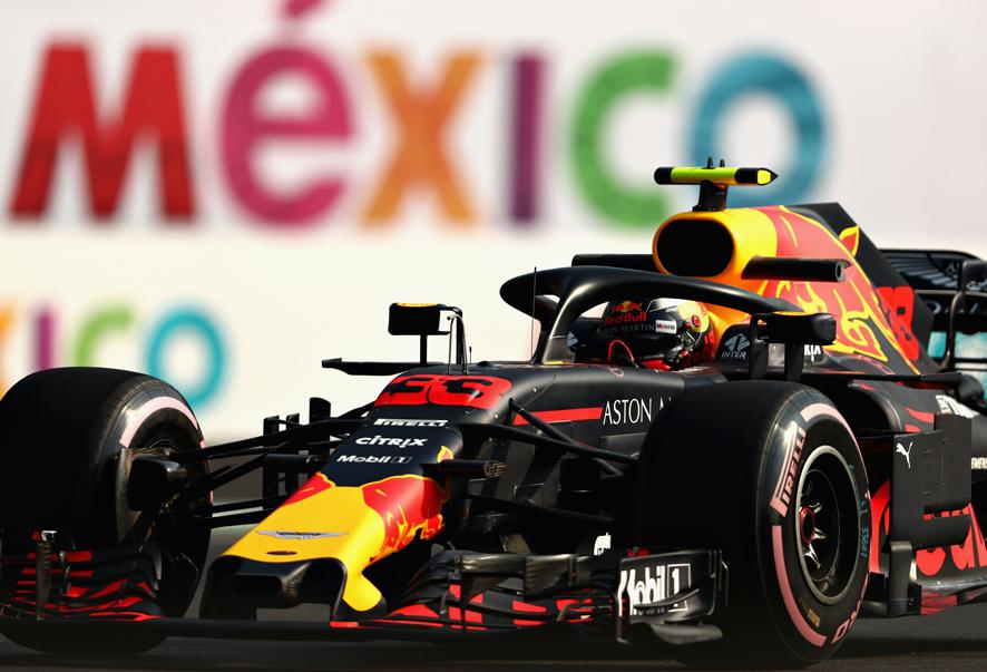 GP de México 2018 – Libres 1: Verstappen lidera seguido de Ricciardo y Sainz