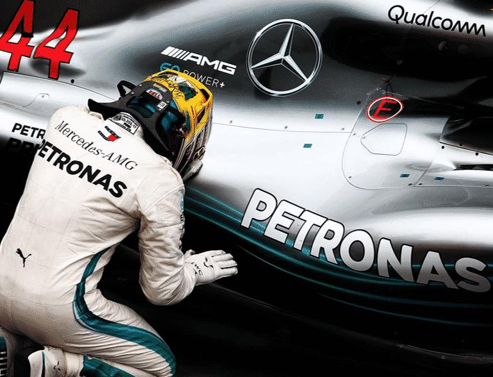 Hamilton consigue el triunfo. GP Brasil 2018