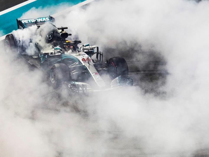 GP de Abu Dabi 2018: Hamilton pone el colofón en una de sus más brillantes campañas