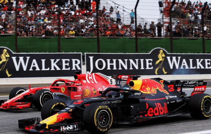 Ricciardo. GP Brasil 2018
