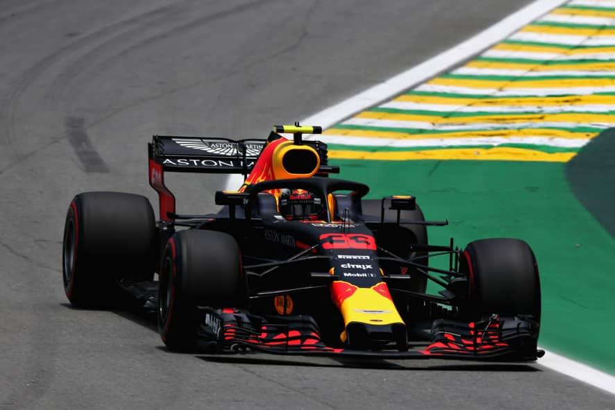 GP de Brasil 2018-Libres 1: Verstappen lidera con Vettel y Hamilton en la misma décima