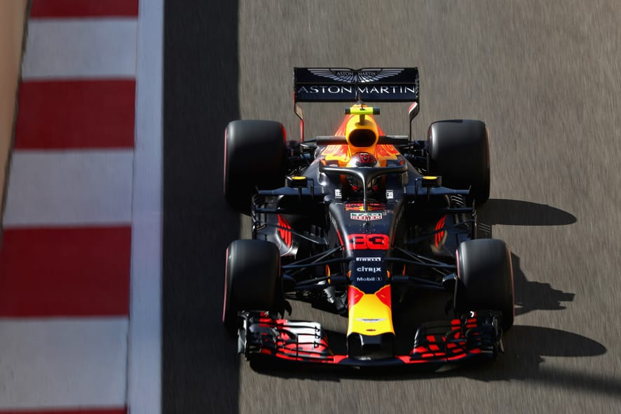 GP de Abu Dabi 2018 – Libres 1: Verstappen lidera el doblete de Red Bull