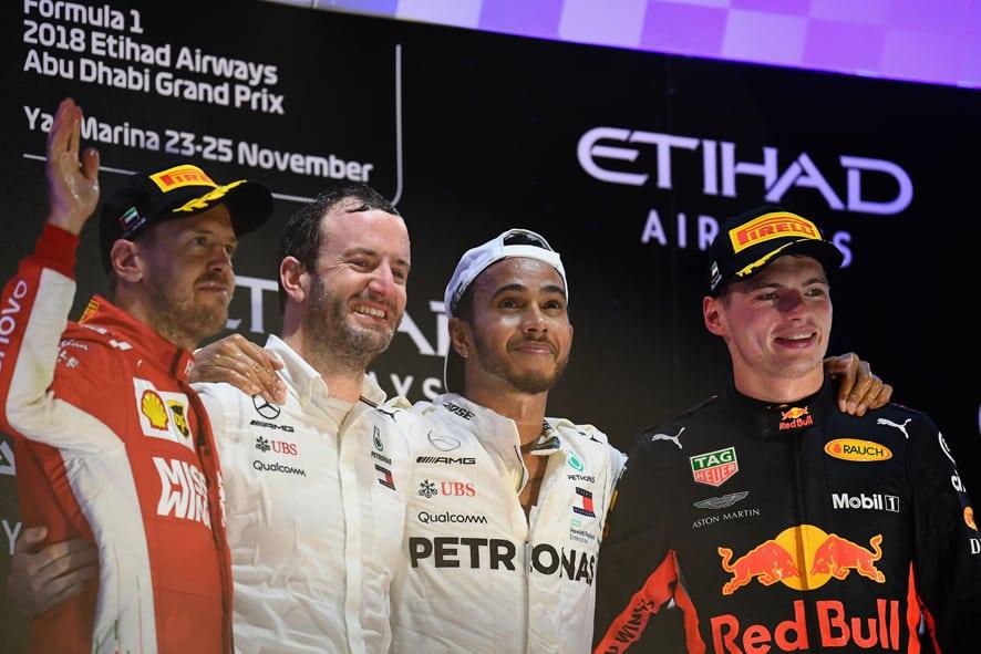 ¡Ya tenemos ganador de la quiniela 2018 de FórmulaF1.es!