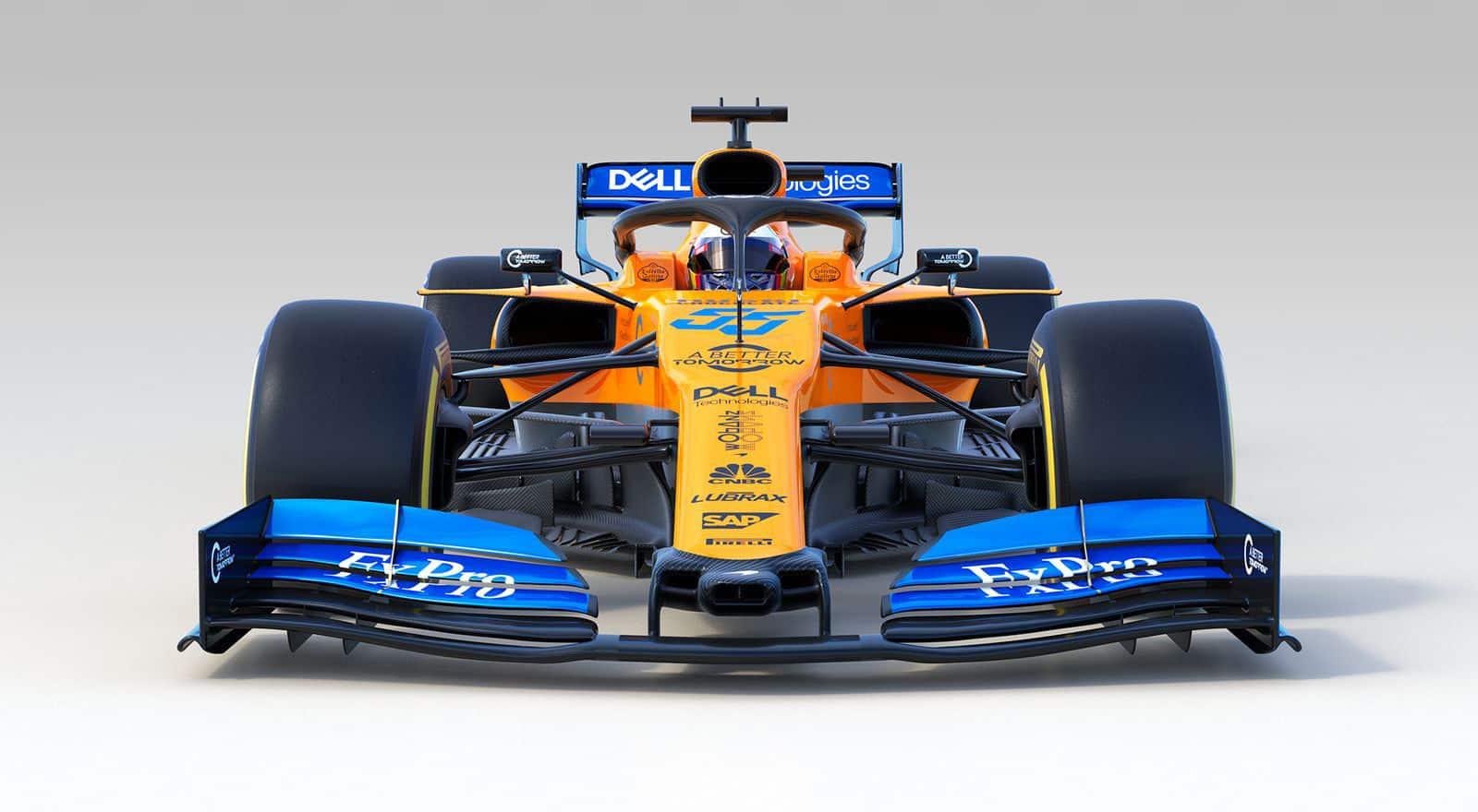 El nuevo McLaren MCL34 de Carlos Sainz ya enamora