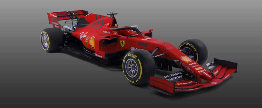 Ferrari presenta el nuevo SF-90 en Maranello