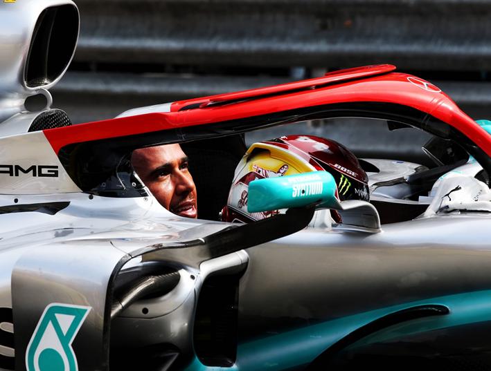 Hamilton logra la Pole. Calificación GP Mónaco 2019