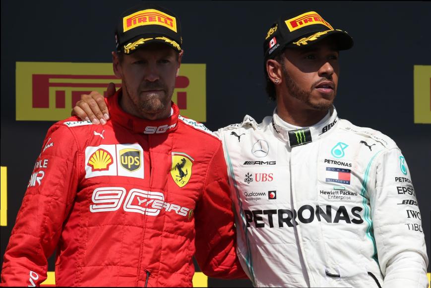 Hamilton logra la victoria. GP Canadá 2019