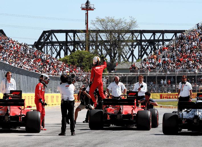 Vettel consigue la Pole. Calificación GP Canadá 2019