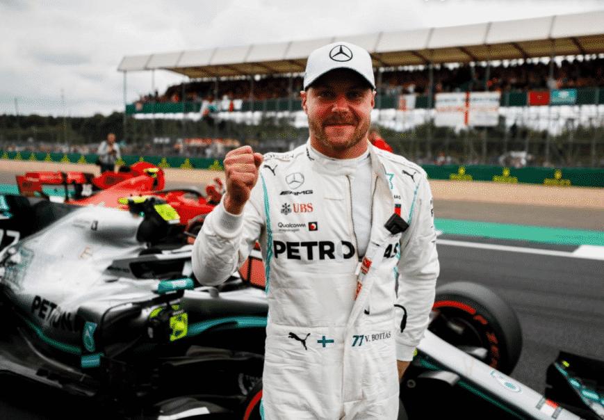 Bottas logra la Pole. GP Gran Bretaña 2019