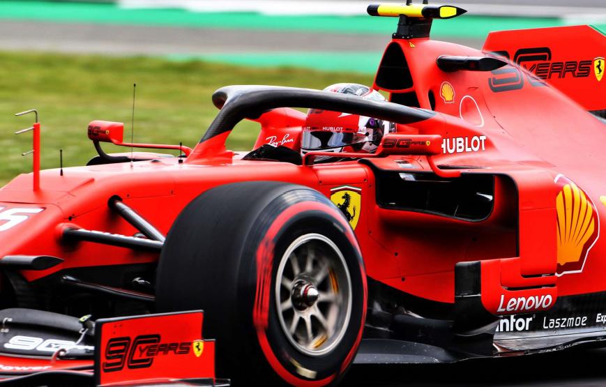 Leclerc. Calificación GP Gran Bretaña 2019