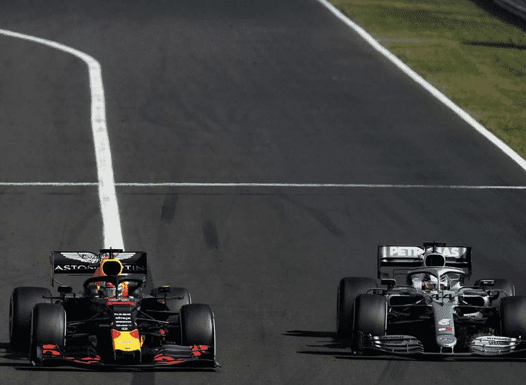 Hamilton adelanta a Verstappen. GP Hungría 2019