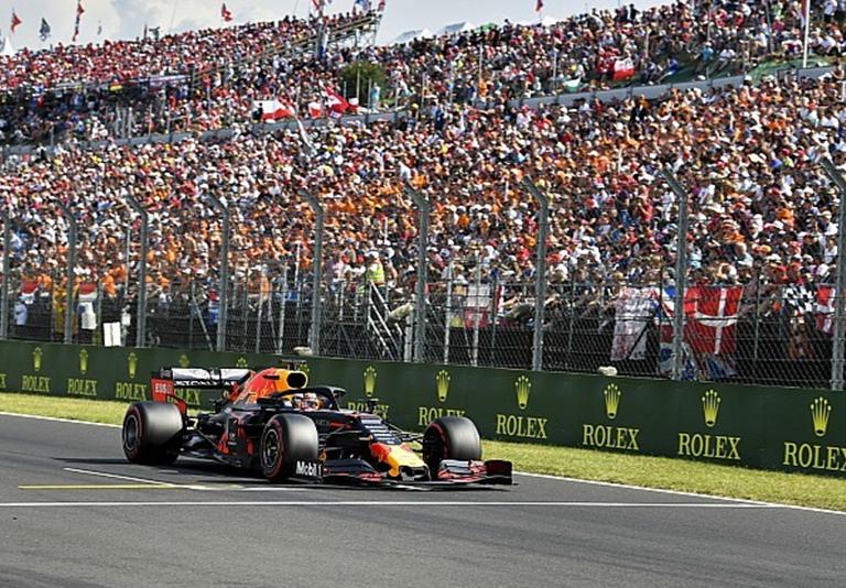 Verstappen. Calificación GP Hungría 2019