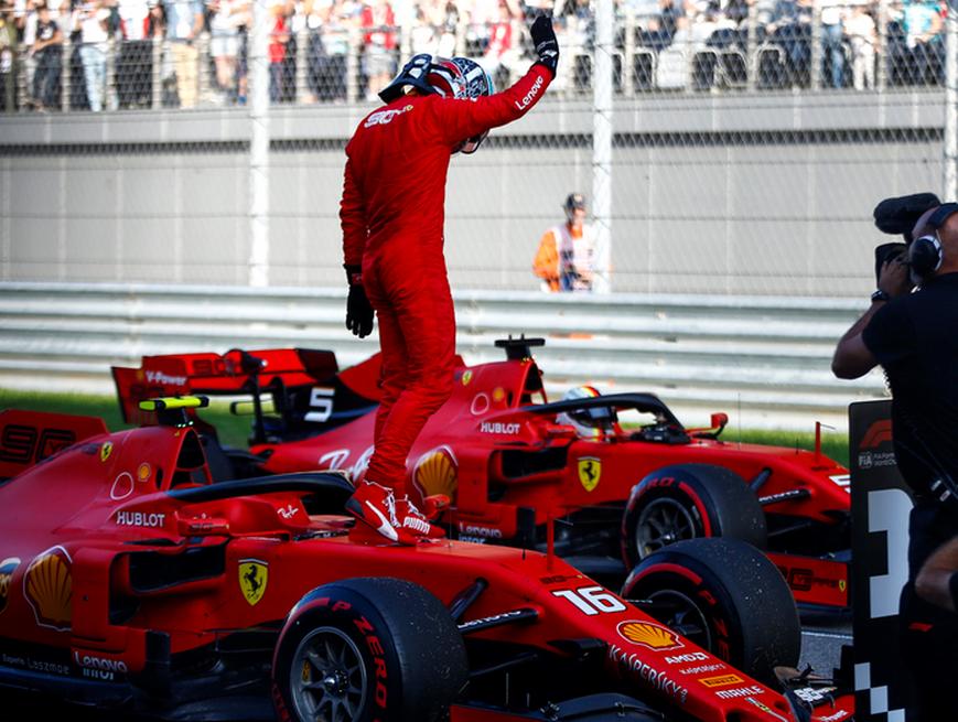 Leclerc logra la Pole. Calificación GP Rusia 2019
