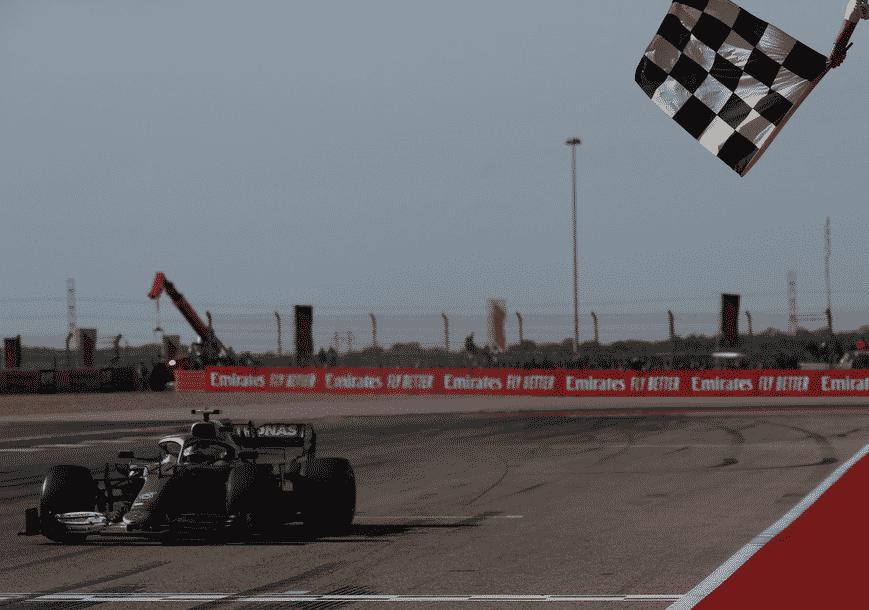 Bottas logra la victoria. GP EE.UU. 2019