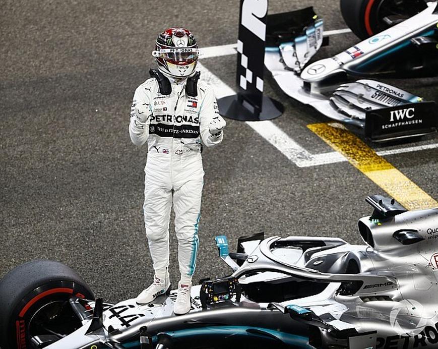 Hamilton logra la Pole. GP Abu Dabi 2019
