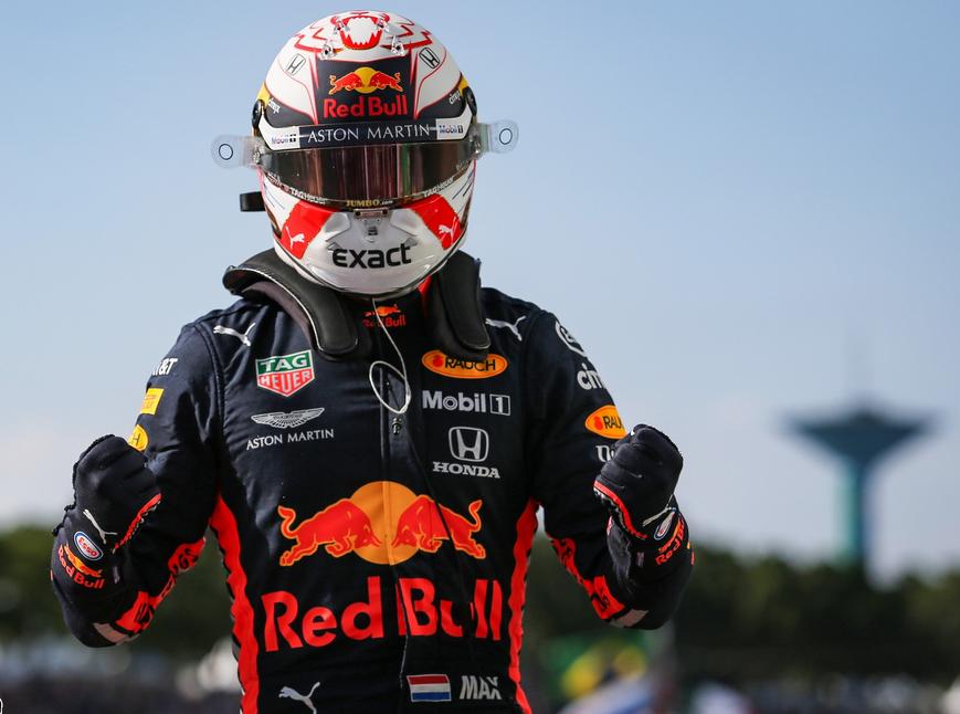 Verstappen logra la Pole. Calificación GP Brasil 2019
